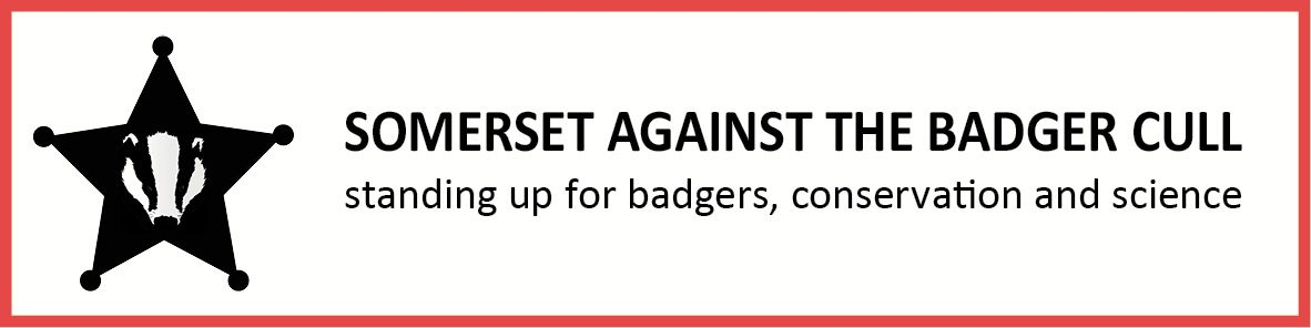 Somerset Against The Badger Cull